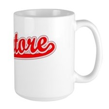Retro Salvatore (Red) Mug