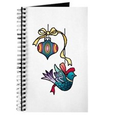 Christmas Art Tree Decorations Journal