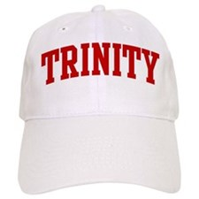 TRINITY (red) Baseball Cap