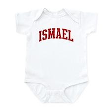 ISMAEL (red) Infant Bodysuit