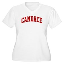 CANDACE (red) T-Shirt
