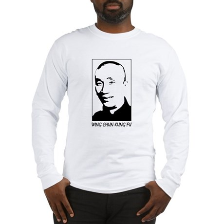 Yip Man Long Sleeve T-Shirt