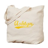 Vintage Ashtyn (Orange) Tote Bag