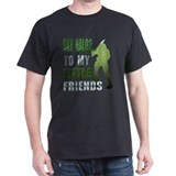 SAY HALO_ T-Shirt