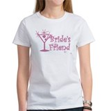 Pink C Martini Bride's Friend Tee
