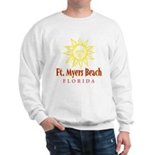 Ft. Myers Beach Sun - Sweatshirt
