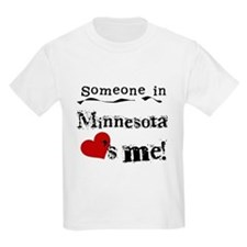 Minnesota Loves Me T-Shirt