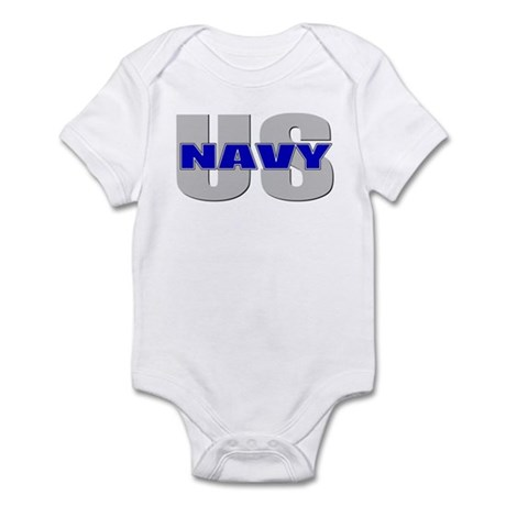 U.S. Navy Infant Creeper
