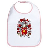 Alden Family Crest Bib