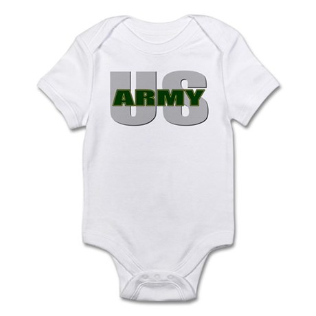 U.S. Army Infant Creeper
