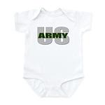U.S. Army Infant Creeper