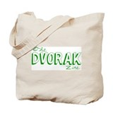 Dvorak Zine Tote Bag