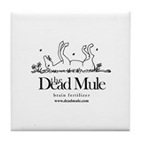 Dead Mule Wear Tile Coaster