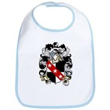 Ashley Family Crest Bib
