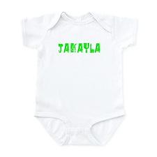 Jakayla Faded (Green) Infant Bodysuit