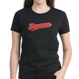 Retro Shyanne (Red) Tee