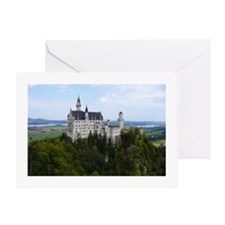 KING LUDWIG'S CASTLE GREETING CARD