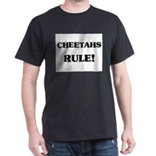 Cheetahs Rule T-Shirt