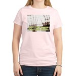 Sexy Data Entrist Women's Pink T-Shirt