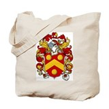 Avery Family Crest Tote Bag