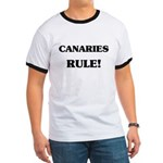 Canaries Rule Ringer T