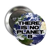 "No Planet B 2.25"" Button"