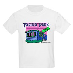 Trailer Park Mom Kids T-Shirt