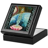 Quan Yin Keepsake Box
