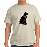 Egyptian Cat God Bastet Light T-Shirt