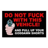 Vehicle Warning