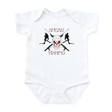 Spear Fishing Infant Bodysuit