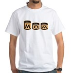 Canned Goods Mom White T-Shirt
