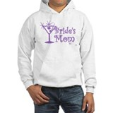 Purple C Martini Bride's Mom Jumper Hoody