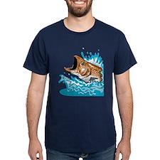 Wide Mouth Bass T-Shirt