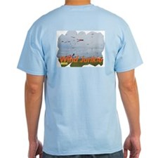 south beach kites Wind Junkie T-Shirt