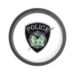 Newport News Police Wall Clock
