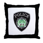 Newport News Police Throw Pillow