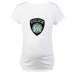 Newport News Police Maternity T-Shirt