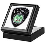 Newport News Police Keepsake Box