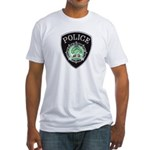 Newport News Police Fitted T-Shirt