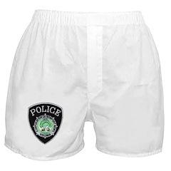 Newport News Police Boxer Shorts
