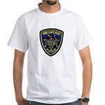 Medford Police White T-Shirt
