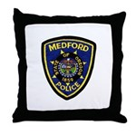 Medford Police Throw Pillow