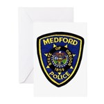Medford Police Greeting Cards (Pk of 20)