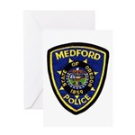 Medford Police Greeting Card