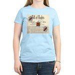 Bill of Rights Women's Light T-Shirt