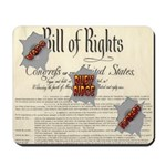 Bill of Rights Mousepad