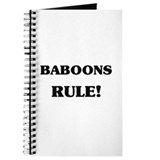 Baboons Rule Journal