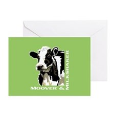 Moover Dairy Cow Greeting Cards (Pk of 20)
