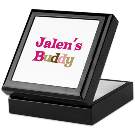 Jalen's Buddy Keepsake Box